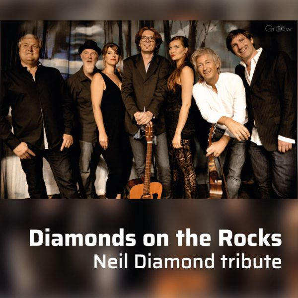 Diamond on the Rocks - Neil Diamond tribute