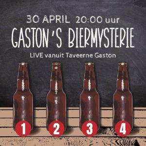 Gaston's Biermysterie